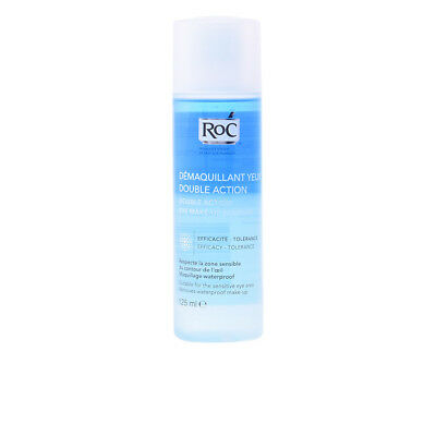 Cosmética Roc mujer DOUBLE ACTION demaquillant yeux 125 ml
