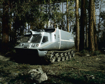 Ufo Shado Mobile In Forest Gerry Anderson Vehicle 8X10 Photo