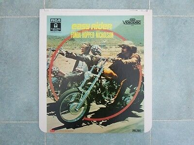 Easy Rider CED Video Disc PAL/UK