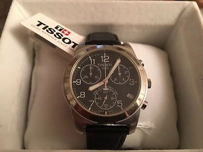 Tissot G10 Chronograph Watch Swiss Made