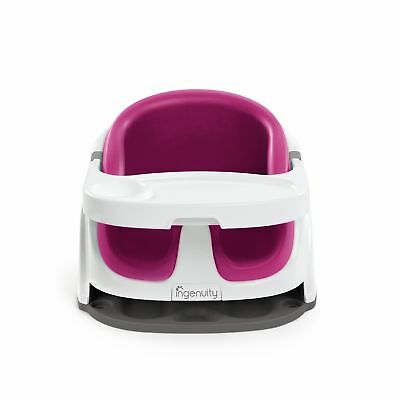 Ingenuity Baby Base 2-in-1 Seat Pink Flambe