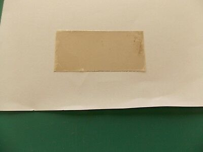 Vintage 1.5 By 3.5 Inch Sheet Of Stove Mica (486)
