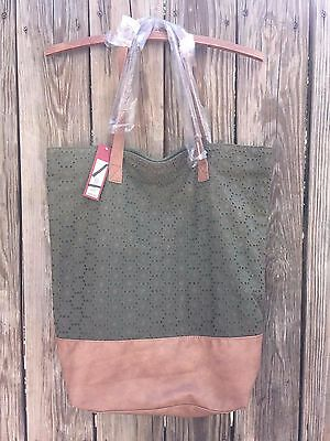 Women's Merona Large Tote bag New With Tags