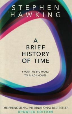 A Brief History of Time by Stephen Hawking NEW