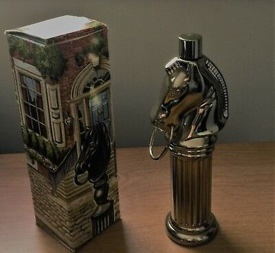 avon collectible bottle titled pony post