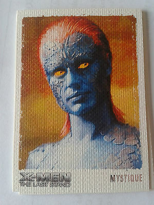 X-Men The Last Stand - ART & IMAGES - ART6 - Mystique