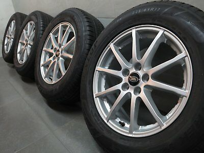 17-inch Wheels Genuine Land Rover Range Rover Evoque Rims All Weather Tyres NEW