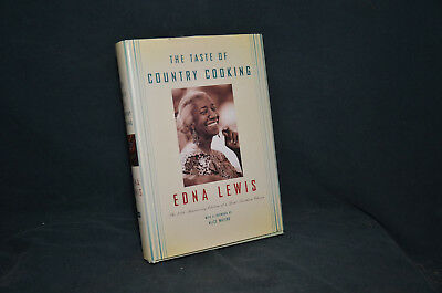 The Taste of Country Cooking - Edna Lewis - Hardcover Book