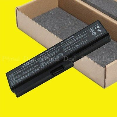 6 cell New Laptop battery for Toshiba model # PSAW0C-0V3006 PSAW3C-0DL017 fast