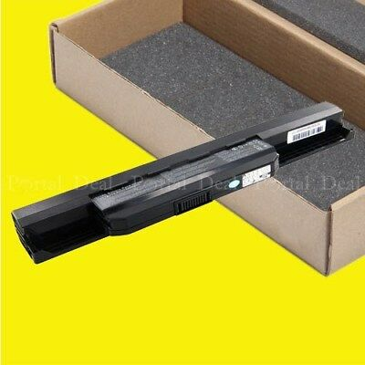 New Replacement Laptop Battery for ASUS K84L K84LY P43 P43E P43S P43SJ A32-K53