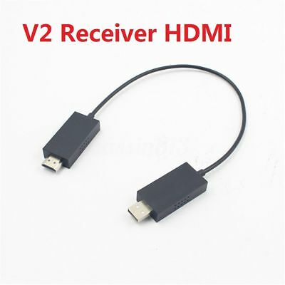 1920x1080 Wireless Display Adapter V2 Receiver HDMI And USB Port For Microsoft
