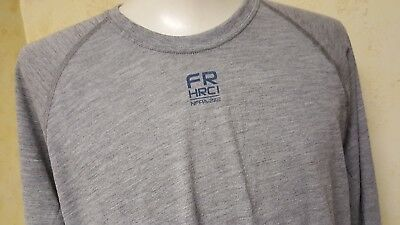 Tyndale Arc Rated Flame Resistant  Long Sleeve Shirt Men large Made in US m010t