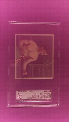 1910 Hassan Cigarettes Tommy O'Keefe boxing card