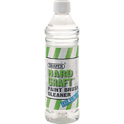 Draper Hard Graft Paint Brush Cleaner 750ml