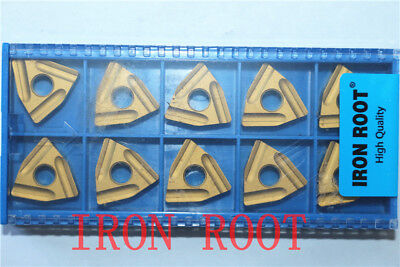High quality IRON ROOT 10Pcs CCMT09T304-MR 2115 CNC Carbide For stainless steel