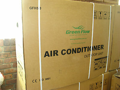 Green Flow Solar split system air conditioner outdoor unit 5kw