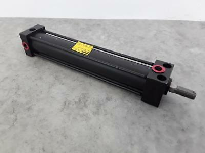 "Parker Heavy Duty Air Cylinder 1"" Bore 6"" Stroke Double Acting"