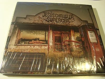 Rar Cd. Jesus Chrüsler. Supercar. Digipack. Sealed