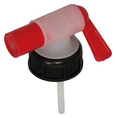 Tap Made Of Plastic For Water Canister