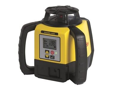 Leica Geosystems Rugby 680 Rotating Gradient Laser Range
