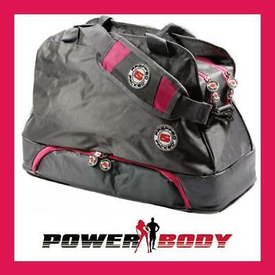 Prepped & Packed - Athina Meal Management Bag, Grey & Pink