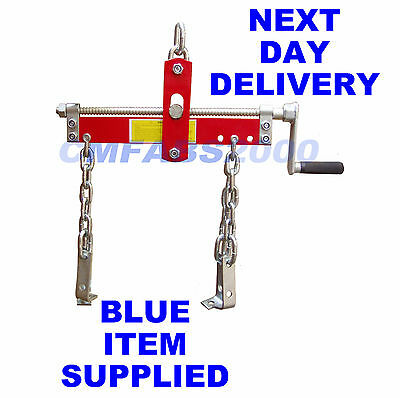 2000lb / 750 kg Load Leveller / Leveler / Balancer ** BLUE COLOUR **
