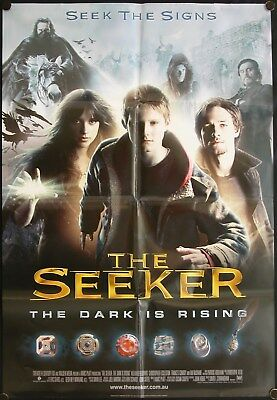The Seeker The Dark Is Rising (2007) Australian One Sheet