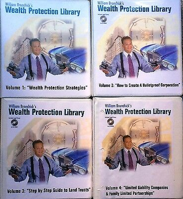William Bronchick WEALTH PROTECTION LIBRARY Strategies Land Trusts LLC Property