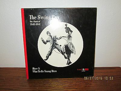 The Swing Era 1940 to 1941 3 Record Albums set with book Time Life 1970