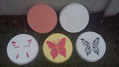 Beautiful Butterfly stepping Stones