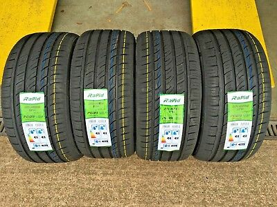 245 40 19 Haida NEW BUDGET Tyres AMAZING  * B * Rated Wet Grip Cheap x1 x2 x4