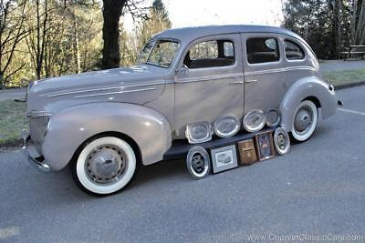 1939 Ford Other V8 Deluxe 1939 Ford V8 Deluxe Fordor Sedan - AMAZING UNRESTORED ORIGINAL! See VIDEO.