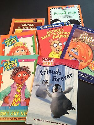 Assorted Books, Lot of 7