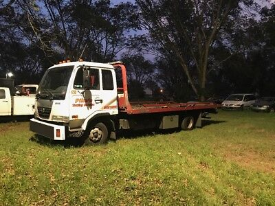 Several tow trucks for sale