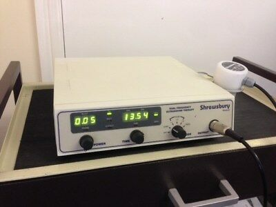 Ultrasound Therapy Equipment for Physio, Rehabilitation, Sports and Veterinary