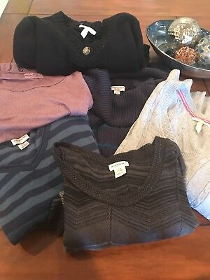 Winter Sweater Maternity Lot Size Small Motherhood, Michael Stars, And More
