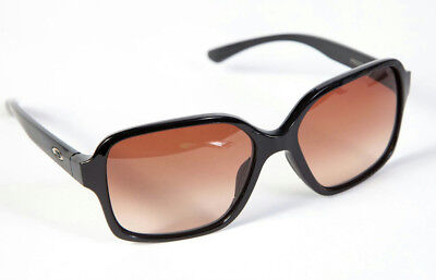 20285115a9 BRAND NEW OAKLEY Women s Collected Sunglasses Polished Brown Brown ...