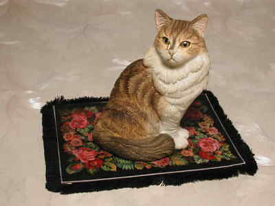 Katze AGNEATHA by Lesley Anne Ivory Country Artists Cat Enesco #CA02022