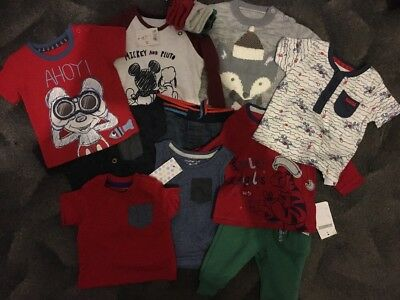 Brand New With Tags Boys 0-3 Months Clothes Bundle 😁