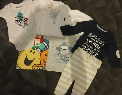 Brand New With Tags Boys 6-9 Months Clothes Bundle 😁