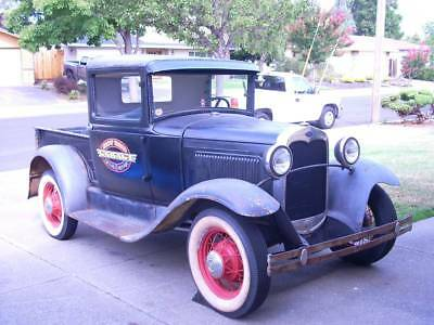 1930 Ford Pickup Truck  - incl.shipping to Rotterdam