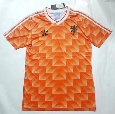 Retro Vintage 1990 World Cup Holland soccer jersey