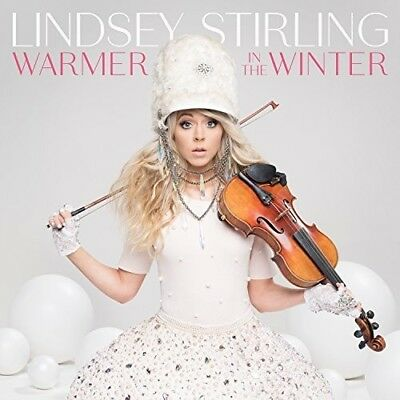 PRE-ORDER Warmer In The Winter - Lindsey Stirling (CD RELEASE: 20 Oct 2017)