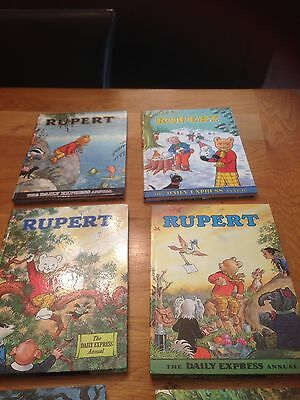 Rupert The Daily Express Annual