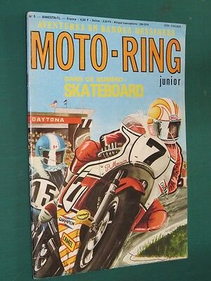 Moto-Ring Junior n° 5  novembre 1978