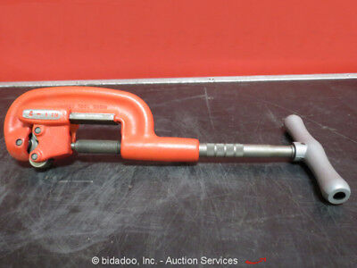 "Ridgid 2A/202 Heavy Duty 1/8"" - 2"" Metal Pipe Cutter Cutting Tool NEW bidadoo"
