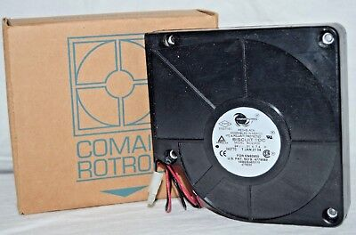 Comair Rotron Biscuit DC BD24C6 040770 24VDC Fan For EN60950 New Factory Sealed