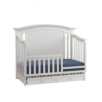 OpenBox Suite Bebe Winchester Toddler Guard Rail- White