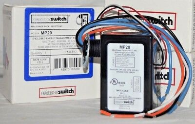 SensorSwitch MP20 Mini Power Pack 120/277VAC