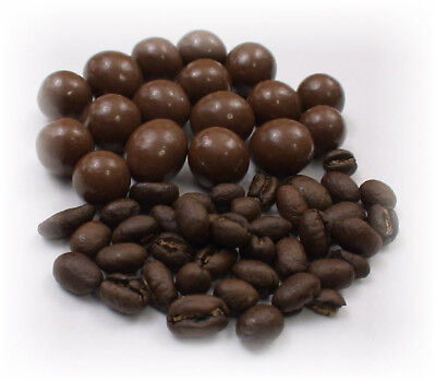 Coffee Beans in Milk Chocolate